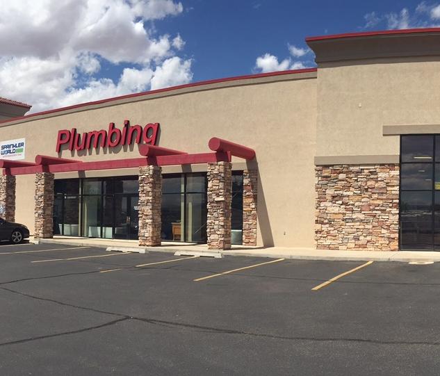 Plumbing Storefront